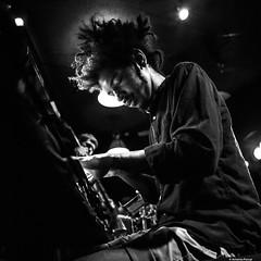 Davis Whitfield (antonio porcar cano) Tags: jazz musician piano keyboards ピアノ