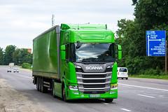 Scania R450 NG Highline / Moravtotransport (UA) (almostkenny) Tags: lkw truck camion ciężarówka scania r450ng highline ua ukraine nextgen bh bh8356hx moravtotransport моравтотранспорт