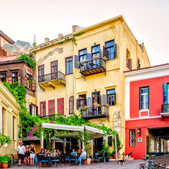 Chania, Crete (Kevin R Thornton) Tags: d90 nikon travel street city greece mediterranean architecture chania crete creteregion gr
