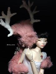 My art bjd doll and Broon (Mimo_Marina) Tags: artdoll artbjd bjd bjdboy bjddoll boy toy шарнирнаякукла шарнирная бжд бждкукла кукла авторскаякукла авторка портрет portrait