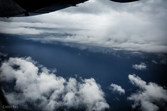Banda Sea (Collin Key) Tags: moluccaislands bandasea flight clouds sky maluku storm indonesia tropical texture indonesien id