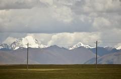 Landscape near Lake Namtso, Tibet (3) (Prof. Mortel) Tags: tibet lake namtso