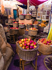 131771932054845383_edited (Chawwah) Tags: market basket food bazaar stock fruit shooping noperson sale booth stall grow group wicker marketplace fall traditional wooden color