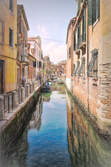 SL080618 Venice 42.jpg (Sh4un65_Artistry) Tags: painteffect landscape italy2018 textured buildings boats artwork digitalart painterly places italy topazimpression water topaz coastal digitalpainting events topaztextureeffects paintedphoto city streets transport venice