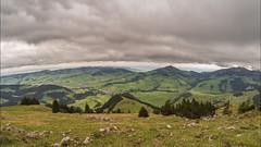 Mountain Clouds (IRRphotography) Tags: timelapse video gopro mountains clouds ch switzerland europe europa travel appenzell wasserauen landscape green valley town swiss village