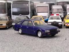 Purple Skyline (quicksilver coaches) Tags: nissan skyline tomy tomytec 180 ho 176 oo plastic model
