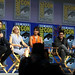 Chris Pratt, Elizabeth Banks, Stephanie Beatriz, Phil Lord & Christopher Miller
