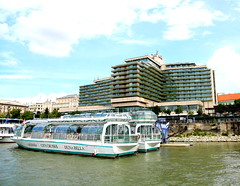 On the Danube (Atila Yumusakkaya) Tags: budapest yumusakkaya atilayumusakkaya hungary ungarn europe river boat