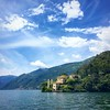 Villa del Balbianello (PeterCH51) Tags: villadelbalbianello como lake lakecomo lagodicomo landscape scenery mountains square squareformat iphone peterch51 villa palace palazzo