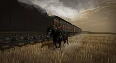 Robbery (Noddington Schmooz) Tags: secondlife sl noddingtonschmooz noddington western wildwest drd waterhorse