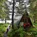Pigot Bay Cabin. Prince William Sound, Alaska