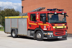 Humberside - YJ59CCO - Brough - WrT (matthewleggott) Tags: humberside fire rescue service engine appliance brough yj59cco wrt scania emergency one water tender