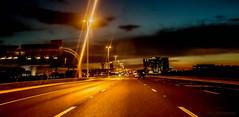 The Urban Dream (JDS Fine Art Photography) Tags: street urban sunset twilight dusk urbanlandscape panorama city