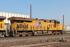 UP 8107 (steamfan1211) Tags: unionpacific colorado coloradosprings trains locomotives railroad