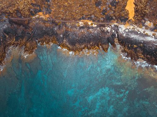 Lava beach / Lava Strand