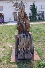 Skulpturen von Andreas Kuhnlein (jazzfoto.at) Tags: andreaskuhnlein skulptur skulpturen holzskulptur holzskulpturen kunst ausstellung skulpturenausstellung aldersbach klosteraldersbach bildhauer motorsäge totholz zerklüfteteoberfläche hartholz ulme eiche esche markuslackinger sony sonyrx100m3 rx100m3 rx100miii sonyrx100iii sonydscrx100iii dscrx100iii bayern bavaria deutschland germany