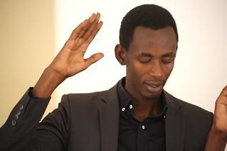 Komite nshya ya AERG iyobowe na MUNEZA Emmanuel yatangiye inshingano k'umugaragaro   Kigali 12 Kanama 2018
