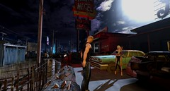The More Things Change (Ivo Rossini) Tags: secondlife virtualworld signature catwa 2l 2ndlife apocalypse beauty blonde postapocalyptic tralalasdiner tralala motel secondlifeblog secondlifefashion secondlifescenery secondlifeeyecandy secondlifesexy