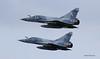 Dassault Mirage 2000C n° 12 ~ 5-NV  & n° 19 ~ 5-NE Armée de l'air (Aero.passion DBC-1) Tags: meeting tours 2005 dbc1 david biscove aeropassion avion aircraft aviation plane airshow dassault mirage 2000c ~ armée de lair 5nv 5ne