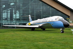 McDonnell Douglas VC-9C (DC-9-32) Skytrain II - N683AL (ex- USAF 73-1683) - Evergreen Aviation and Space Museum - McMinnville, Oregon - June 2, 2015 595 RT CRP (TVL1970) Tags: nikon nikond90 d90 nikongp1 gp1 geotagged nikkor18105mmvr 18105mmvr oregon mcminnville mcminnvilleoregon mcminnvilleor evergreenaviationspacemuseum evergreenaviationandspacemuseum evergreenairmuseum evergreenmuseum aviation aircraft airplane airlines airliners militaryaviation n683al unitedstatesdepartmentofstate usdepartmentofstate usdos unitedstatesstatedepartment statedepartment usaf731683 af731683 731683 unitedstatesairforce usairforce usaf mcdonnelldouglas douglasaircraft douglasaircraftcompany douglasdc9 dc9 douglasdc932 dc932 mcdonnelldouglasdc9 mcdonnelldouglasdc932 douglasc9skytrainii douglasc9 c9skytrainii douglasskytrainii c9 skytrainii mcdonnelldouglasc9skytrainii mcdonnelldouglasc9 douglasc9cskytrainii douglasc9c c9cskytrainii c9c mcdonnelldouglasc9cskytrainii mcdonnelldouglasc9c douglasvc9cskytrainii douglasvc9c vc9cskytrainii vc9c mcdonnelldouglasvc9cskytrainii mcdonnelldouglasvc9c prattwhitney pwjt8d prattwhitneyjt8d pw jt8d jt8d9 jt8d9hk3 hushkit