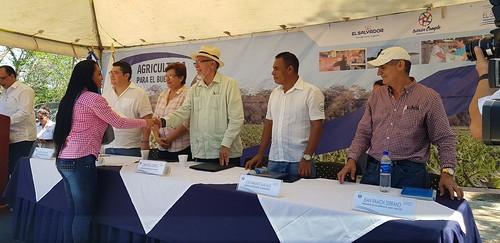 Gira de Campo en Cooperativa Juan Chacón
