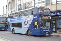 Nottingham City Transport 641 YN15EJA (Will Swain) Tags: nottingham 6th april 2018 nottinghamshire city centre bus buses transport travel uk britain vehicle vehicles county country england english nct williamsdigitalcamerapics100 641 yn15eja