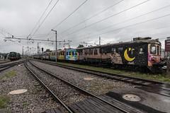 graffititransport (dadiolli) Tags: ljubljana slowenien si sz slovenianrailways slovenskeželeznice slovenia trains railway laibach