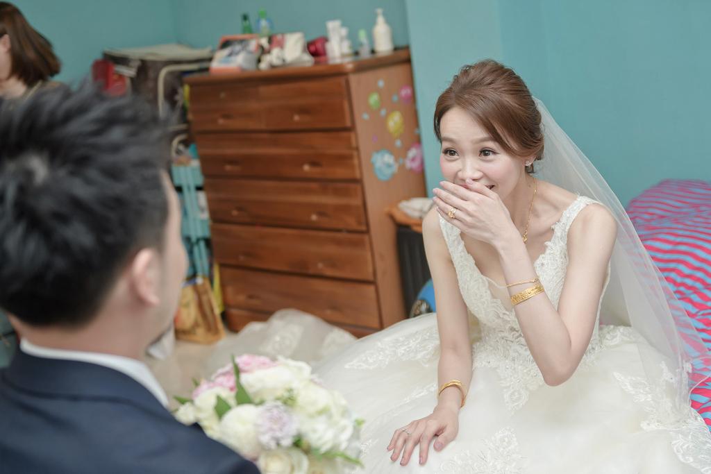 台南婚攝 - 總理大餐廳婚宴!婚禮紀錄-17
