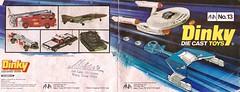 Dinky Die Cast Catalog (WEBmikey) Tags: toys dinky startrek space1999