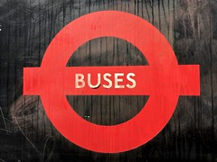 Buses (sixthland) Tags: blipfoto buses cameraphone iphonex londontransport red symbol tfl