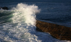 Sennen Breakwater (Hayden Watkins) Tags: cornwall sennen breakwater sea coast waves crashing