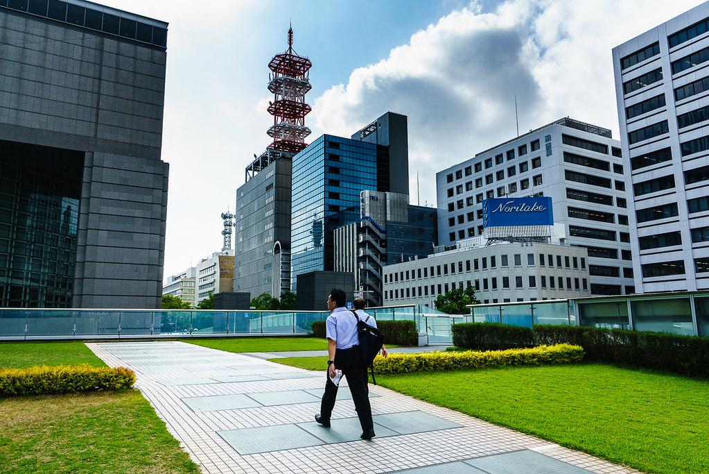 Nagoya City View