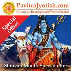 Shravan Month Special Offer:  Celebration of Shiv puja during Shravan month is best complimented with Rudraksha rosary, as it contains the positive energy force of Lord Shiva. If you don't have Rudraksha rosary, get the one at a special discount offer fro (Pavitra Jyotish Kendra) Tags: bestdeal shravanmass discountoffers specialoffers pavitrajyotish offers sharavanmonth lordshiva dealoftheday