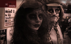 The House of Whispers 2 (tim_asato) Tags: timasato thow thehouseofwhispers makup maquillaje terror miedo scary creepy horror bcn barcelona ghost olivia farmer