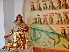 2018 30 juin Mont Sainte-Odile. Monastère (areims) Tags: église montsainteodile alsace basrhin vosges ottrot hohenbourg eglise