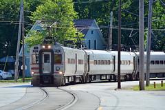 South Shore #2 (Jim Strain) Tags: jmstrain train railroad railway interurban passenger commuter transit nictd indiana michigancity southshore