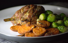 Spatchcock Breast of Garlic Lamb with Sprouts and Sweet Potato (Tony Worrall) Tags: spatchcock breast garlic lamb sprouts sweet potato meat add tag ©2018tonyworrall images photos photograff things uk england food foodie grub eat eaten taste tasty cook cooked iatethis foodporn foodpictures picturesoffood dish dishes menu plate plated made ingrediants nice flavour foodophile x yummy make tasted meal nutritional freshtaste foodstuff cuisine nourishment nutriments provisions ration refreshment store sustenance fare foodstuffs meals snacks bites chow cookery diet eatable fodder