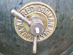 161 Allred Dodman and Company (robertknight16) Tags: dodman alfreddodman steam traction boiler badge badges automobilia