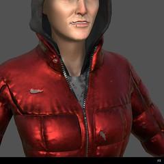 Survivor - Jacket Close-up (Aloe [Alli Keys]) Tags: