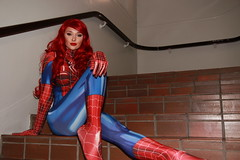 LFCC 2018 Saturday I (Lee Nichols) Tags: lfcc2018saturday cosplay canoneos600d cosplayers costume costumes comiccon photoshop spiderman maryjanewatson showmasterslfcc2018 showmasters lfcc