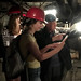 NC State Public History in Prague students learn about industrial heritage on a tour of the Mayrau Mining Museum.