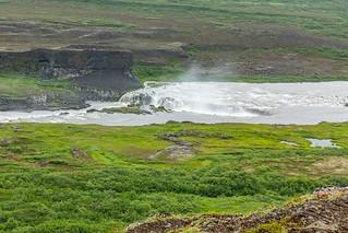 Rettarfoss Iceland