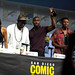 Kat Graham, Wesley Snipes, Demetrius Shipp Jr., Denzel Whitaker & Keean Johnson