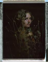W. (denzzz) Tags: portrait polaroid fuji fp100c45 instantfilm analogphotography filmphotography wista45dx largeformat 4x5