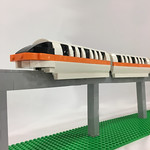 Monorail - Mark VI - Walt Disney World thumbnail