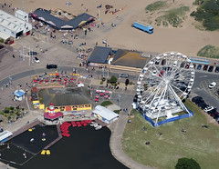 Skegness aerial image (John D Fielding) Tags: skegness lincs lincolnshire coast bigwheel boating ferriswheel beach seaside above aerial nikon d810 hires highresolution hirez highdefinition hidef britainfromtheair britainfromabove skyview aerialimage aerialphotography aerialimagesuk aerialview drone viewfromplane aerialengland britain johnfieldingaerialimages fullformat johnfieldingaerialimage johnfielding fromtheair fromthesky flyingover fullframe