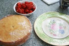 IMG_0547 (a_melie10) Tags: cake shortcake strawberries dessert food