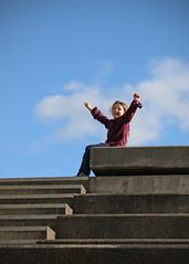 smells like teen spirit (Paul J's) Tags: newplymouth taranaki coastalwalkway girl steps