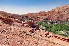 2018-4507 (storvandre) Tags: morocco marocco africa trip storvandre telouet city ruins historic history casbah ksar ounila kasbah tichka pass valley landscape