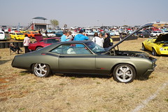 DSC00794 (picturesofthingsilike) Tags: zwartkops cars in the park august 2018 car show classic south africa